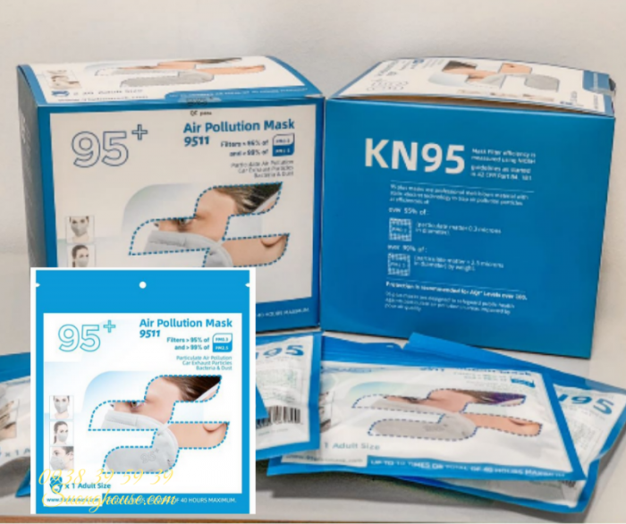 Khẩu Trang N95 Hàng chuẩn xuất khẩu có FDA để xuất Mỹ -Suonghouse8