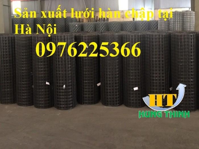 Lưới thép hàn D4 a200, lưới thép hàn dạng tấm, dạng cuộn1