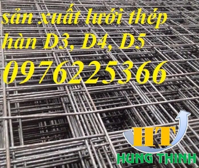 Lưới thép hàn D4 a200, lưới thép hàn dạng tấm, dạng cuộn6