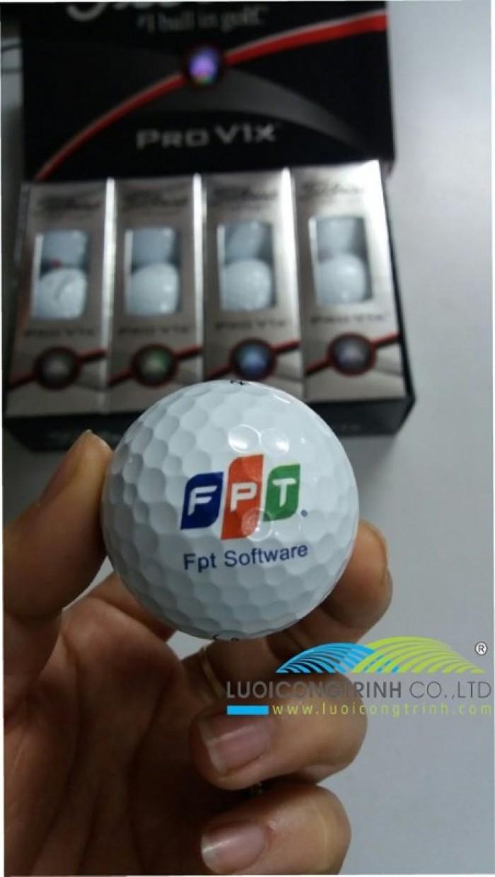 Banh golf in logo làm quà tặng3