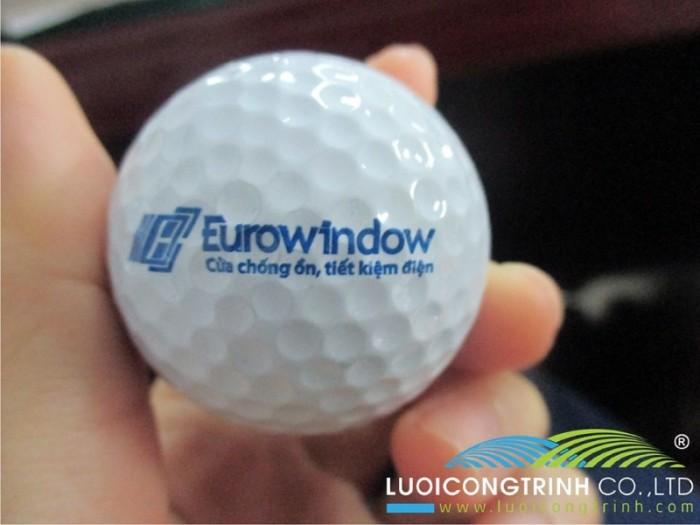 Banh golf in logo làm quà tặng2