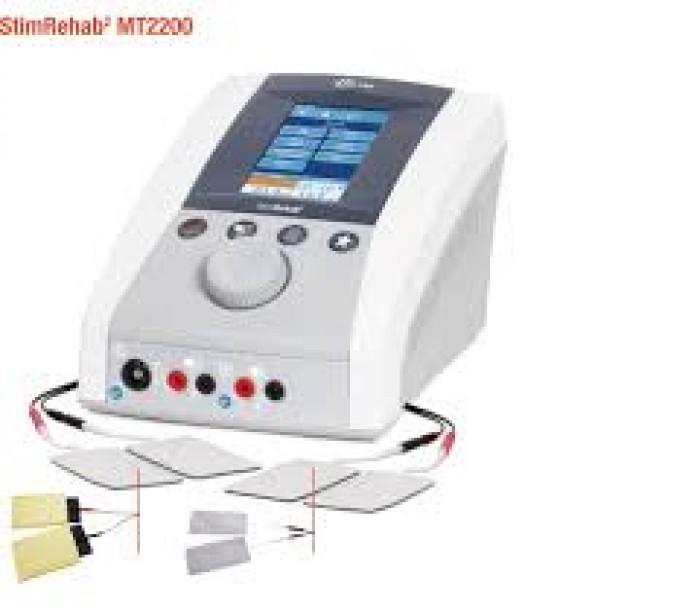 Thiết bị kích thích điện trị liệu 02 kênh Nutek Stim Rehab 20