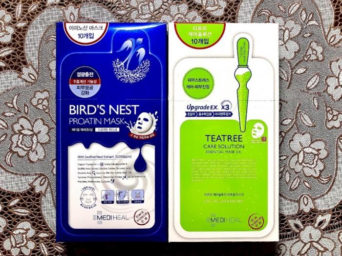 Mặt nạ giấy dưỡng da Mask Mediheal0