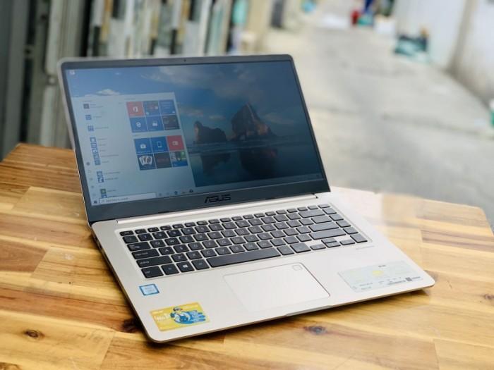 Laptop Asus Vivobook S510UQ, i7 7500U 8G SSD128+500G Vga 940MX Full HD Đèn Phím Giá rẻ0