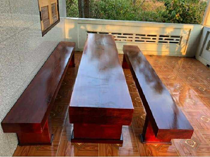 Bàn ghế. Phản gỗ quý2