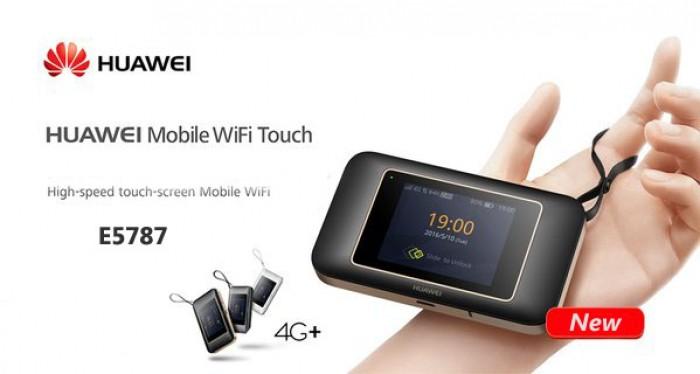 Bộ phát Wifi 4G Huawei E5787Ph tốc độ 300Mbps. Hàng cao cấp Telstra Úc - Pin 3000mAh1