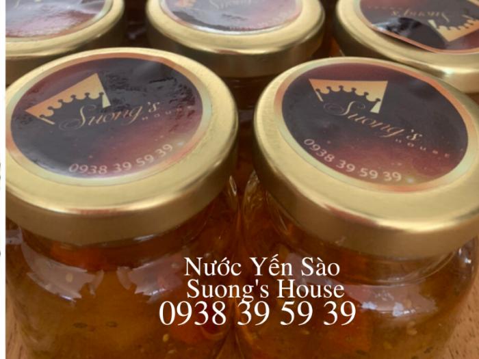 Món ngon mỗi ngày Yến dưỡng nhan 82 Chè dưỡng nhan tuyết yến - Suong's House