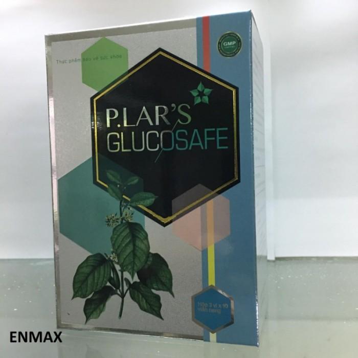 Plar Glucosafe giúp ổn định đường huyết, ngăn ngừa biến chứng bệnh tiểu đường. Plar Glucosafe chính hãng có bán tại cửa hàng Enmax, số 5, ngõ 189 Giảng Võ, Hà Nội. ĐT 0932 292 1360