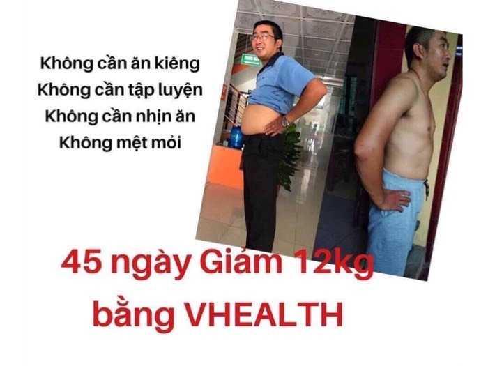 Vhealth- Giảm cân an toàn3