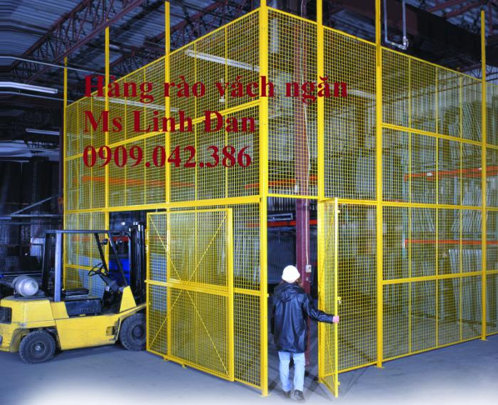 lưới thép bảo vệ máy móc