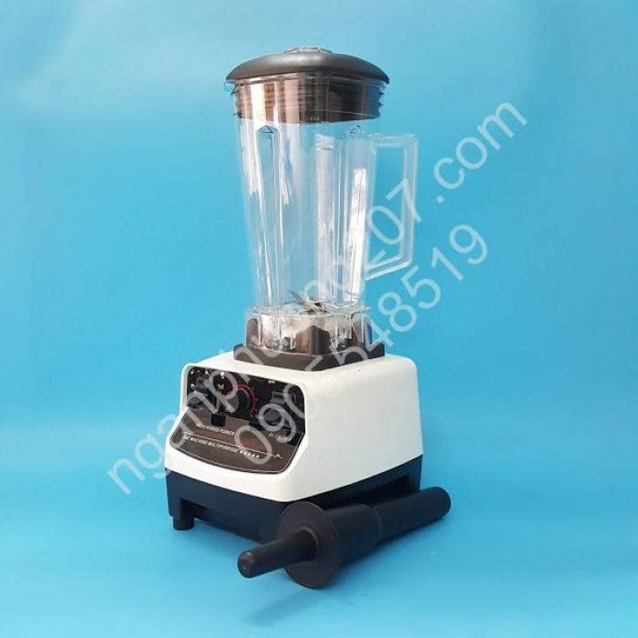 Máy xay sinh tố công nghiệp BLENDER ZW-88 công suất 1200W, Cối xay 2 lít2
