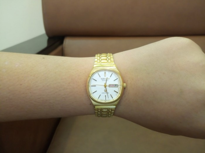 Đồng hồ quartz Citizen Nữ .4