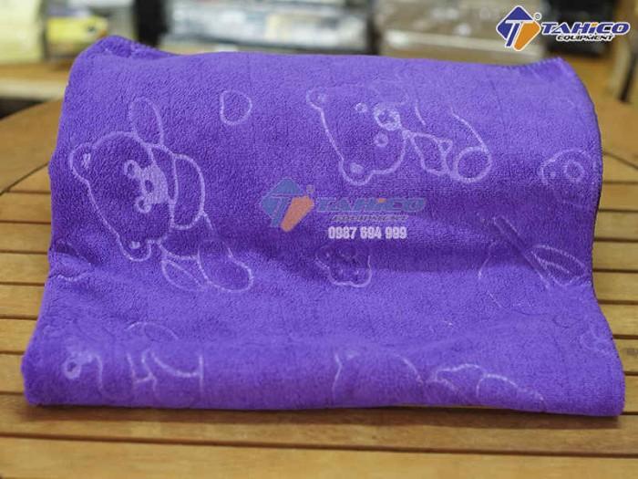[COMBO] Bộ đôi khăn lau khô vỏ xe - TAHICO2