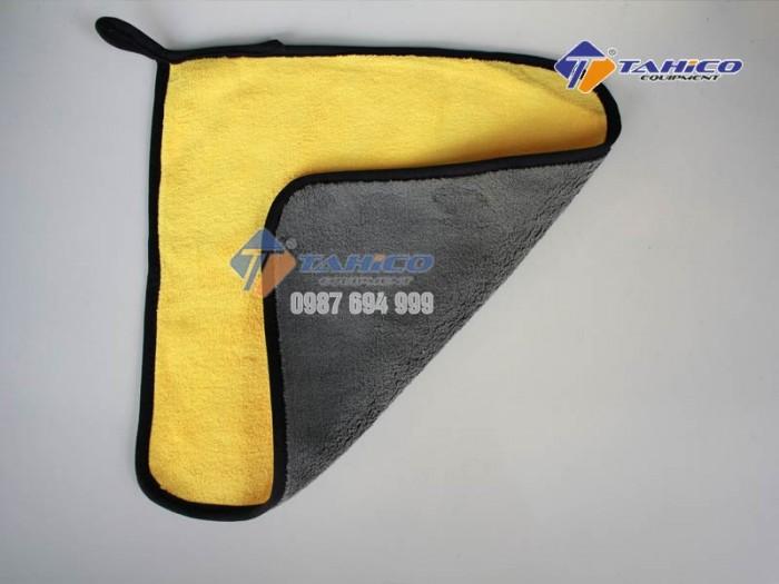 [COMBO] Bộ đôi khăn lau khô vỏ xe - TAHICO0