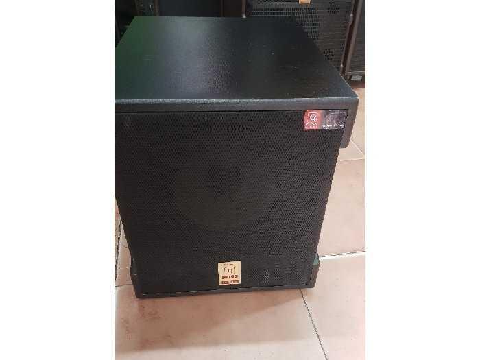 sub điện Q_Boss  2 bass 2 tấc rưỡi Q9000