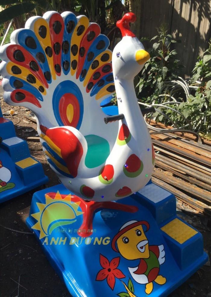 Chuyên cung cấp thú nhún điện cho trường mầm non, công viên, khu vui chơi trẻ em5