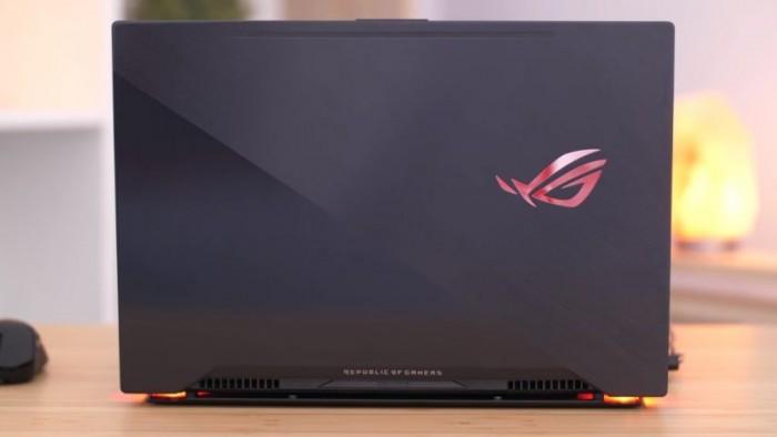 Laptop Asus Rog Zephyrus M GM501GS, i7 8750H 32G SSD512+1T GTX1070 144hz Full Box BH Hãng 12/20200
