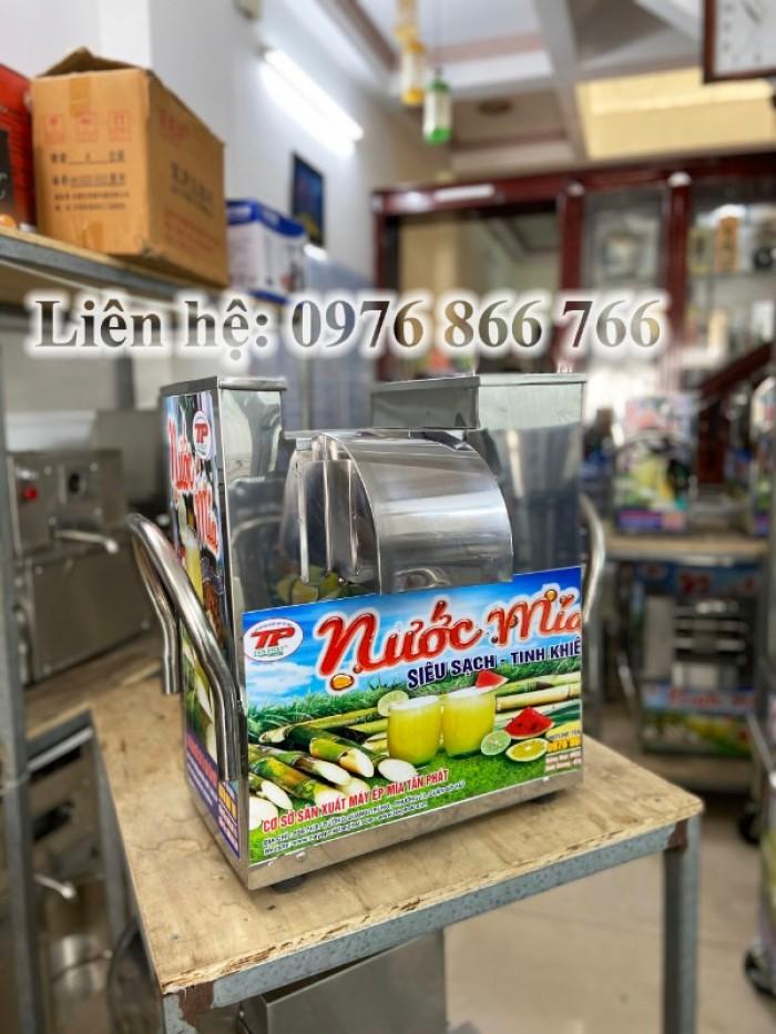 Máy ép mía Mini PT866 Tấn Phát2