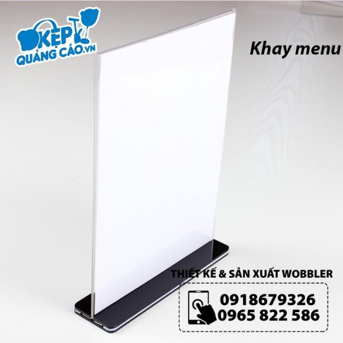 khay mica menu A48