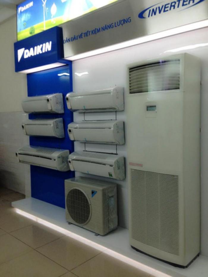 Máy lạnh tủ đứng công nghiệp Daikin FVRN160BXV1V/RR160DBXY1V-6hp0