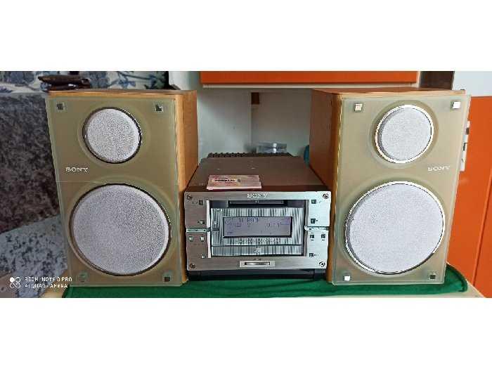 Bộ Sony HCD-PX 3330