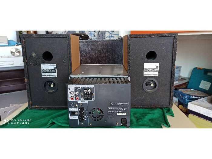 Bộ Sony HCD-PX 3332