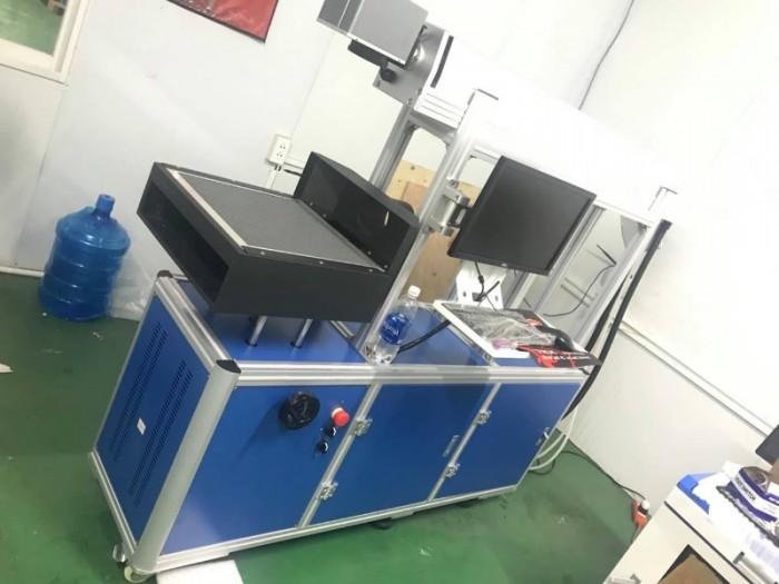 Máy laser siêu tốc cắt thiệp giấy