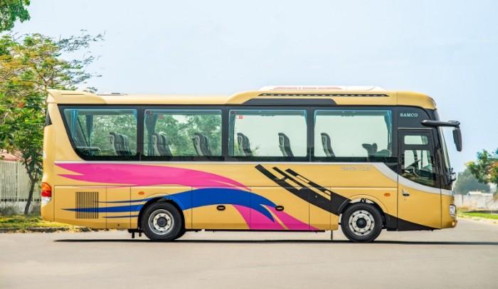 Samco Growin Li 29/34 chỗ ngồi - Động cơ ISUZU 5.22