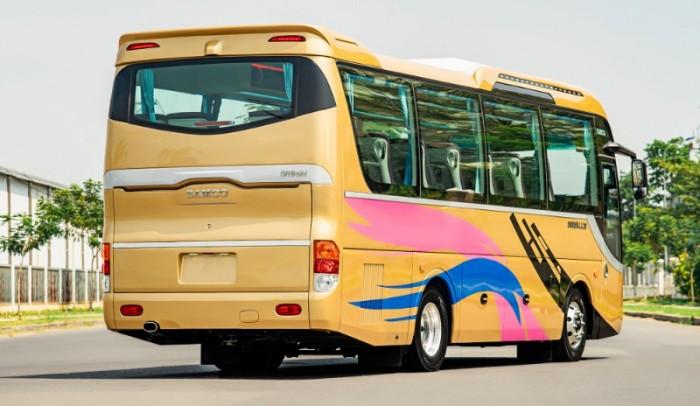 Samco Growin Li 29/34 chỗ ngồi - Động cơ ISUZU 5.27
