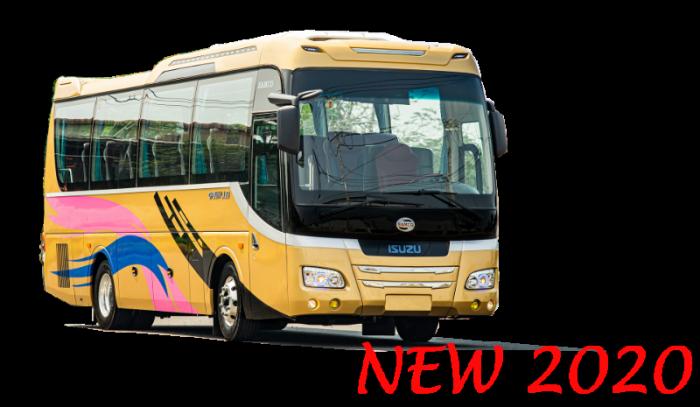 Samco Growin Li 29/34 chỗ ngồi - Động cơ ISUZU 5.20