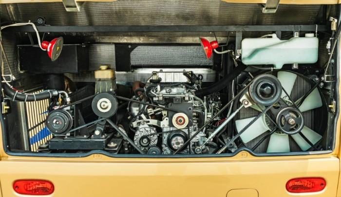 Samco Growin Li 29/34 chỗ ngồi - Động cơ ISUZU 5.28