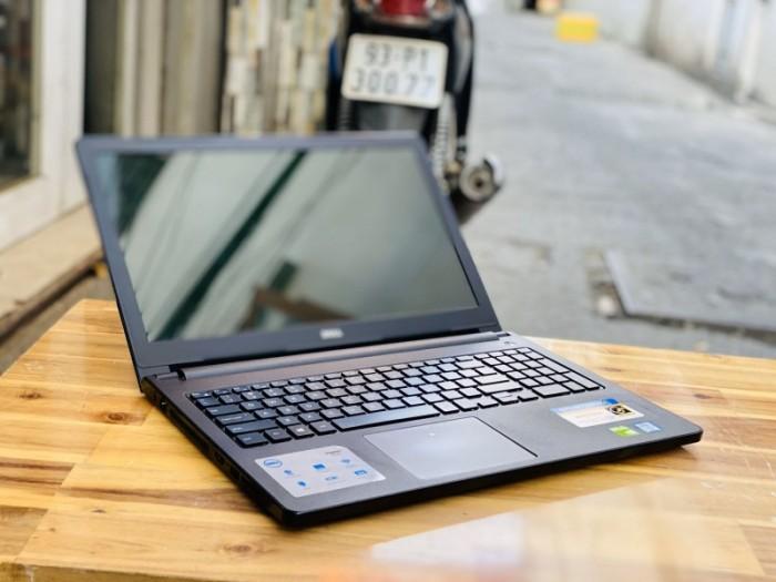 Laptop Dell Inspiron 5558, i7 5500U 8G 128+500G Vga rời 4G Đèn phím Đẹp zin 100% Giá rẻ0