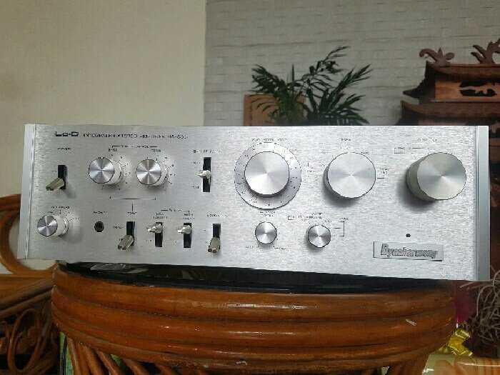 Ampli LO-D HA-610 .0