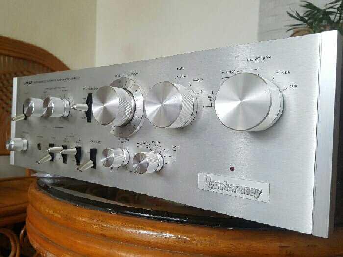 Ampli LO-D HA-610 .1