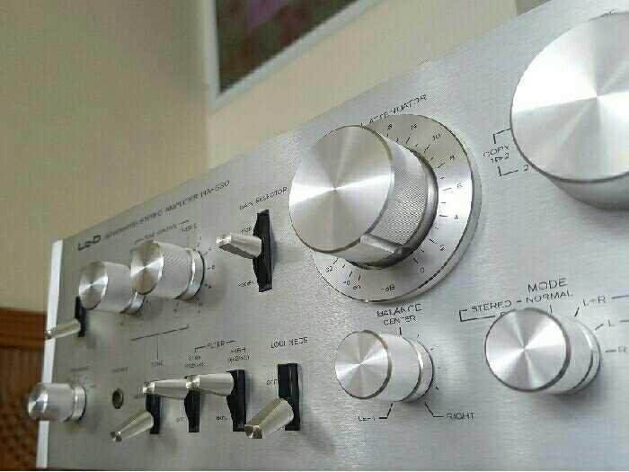 Ampli LO-D HA-610 .3