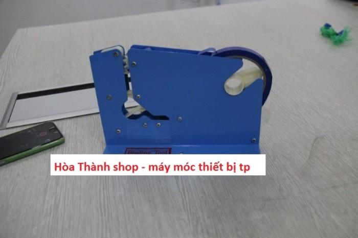 Cung cấp băng keo máy buộc đầu túi và máy buộc túi cho siêu thị, máy buộc đầu túi nilong2