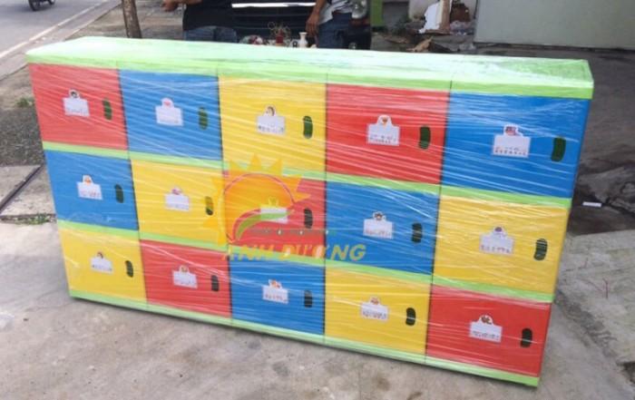 Cần bán tủ gỗ, tủ nhựa trẻ em cho trường lớp mầm non, gia đình5