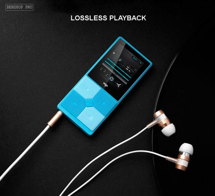 Máy nghe nhạc mini Aigo MP3-206 (Tặng kèm thẻ nhớ 8Gb)4