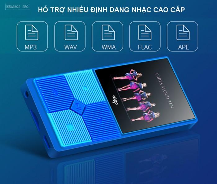 Máy nghe nhạc mini Aigo MP3-206 (Tặng kèm thẻ nhớ 8Gb)12