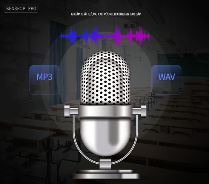 Máy nghe nhạc mini Aigo MP3-206 (Tặng kèm thẻ nhớ 8Gb)11