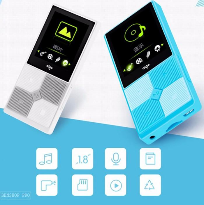 Máy nghe nhạc mini Aigo MP3-206 (Tặng kèm thẻ nhớ 8Gb)13