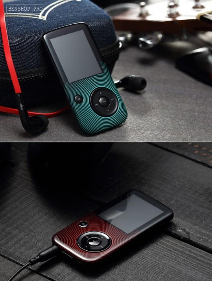 Máy nghe nhạc Lossless Bluetooth Aigo MP3-209 (Tặng thẻ nhớ 8Gb và tai nghe)14