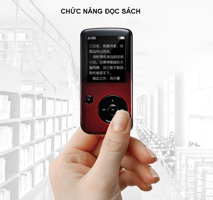 Máy nghe nhạc Lossless Bluetooth Aigo MP3-209 (Tặng thẻ nhớ 8Gb và tai nghe)13