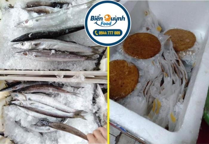 Chả cá biển Nghệ An. Ngon, chất lượng. Cung cấp sỉ, lẻ toàn quốc1