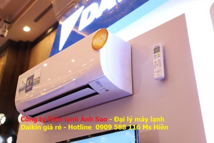 Máy lạnh treo tường Daikin chính hãng giá rẻ0