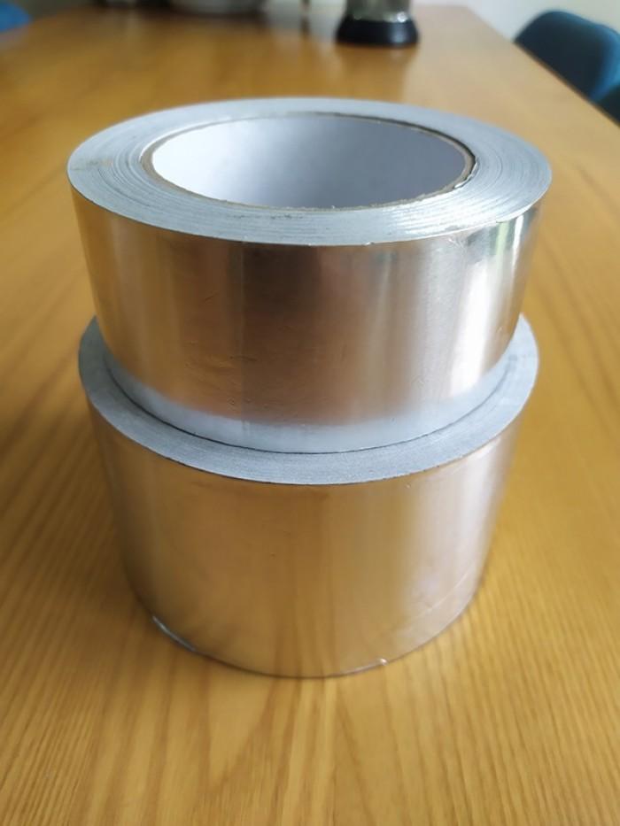 băng keo nhôm chịu nhiệt 40mm và 75mm1
