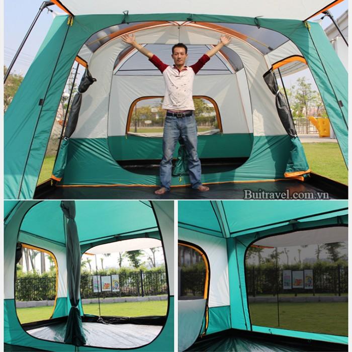 Lều cắm trại dành cho 5-8 người CM6811 SALE 4800k (giá gốc 5300k)2