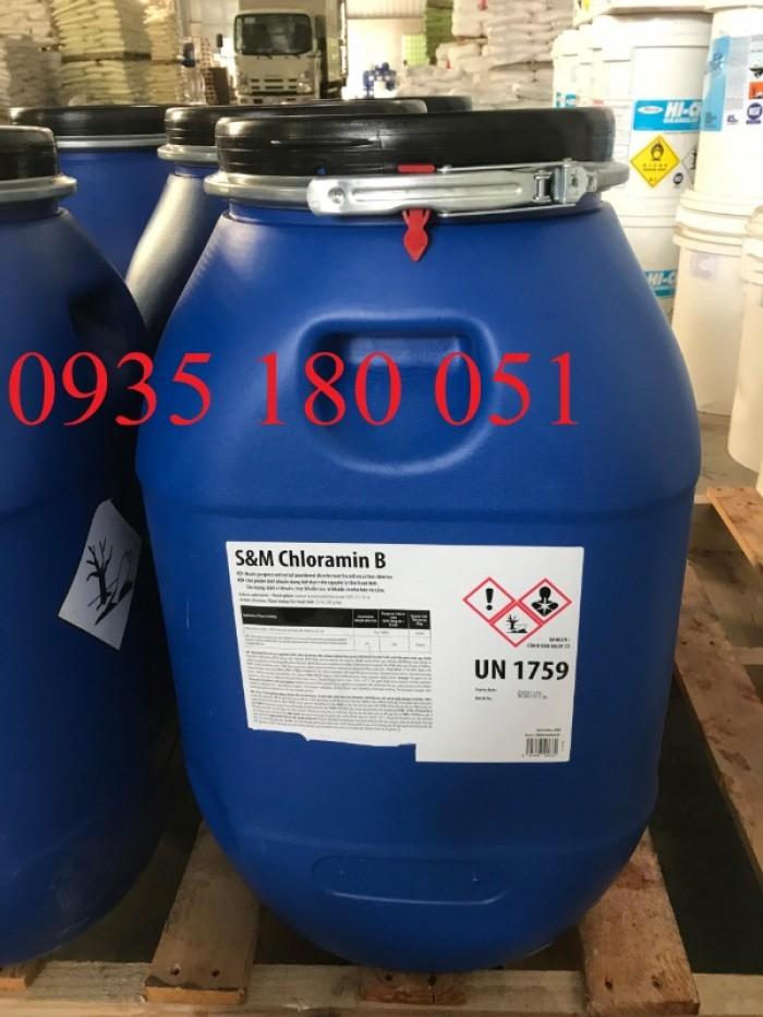 Hóa chất Chloramin B0