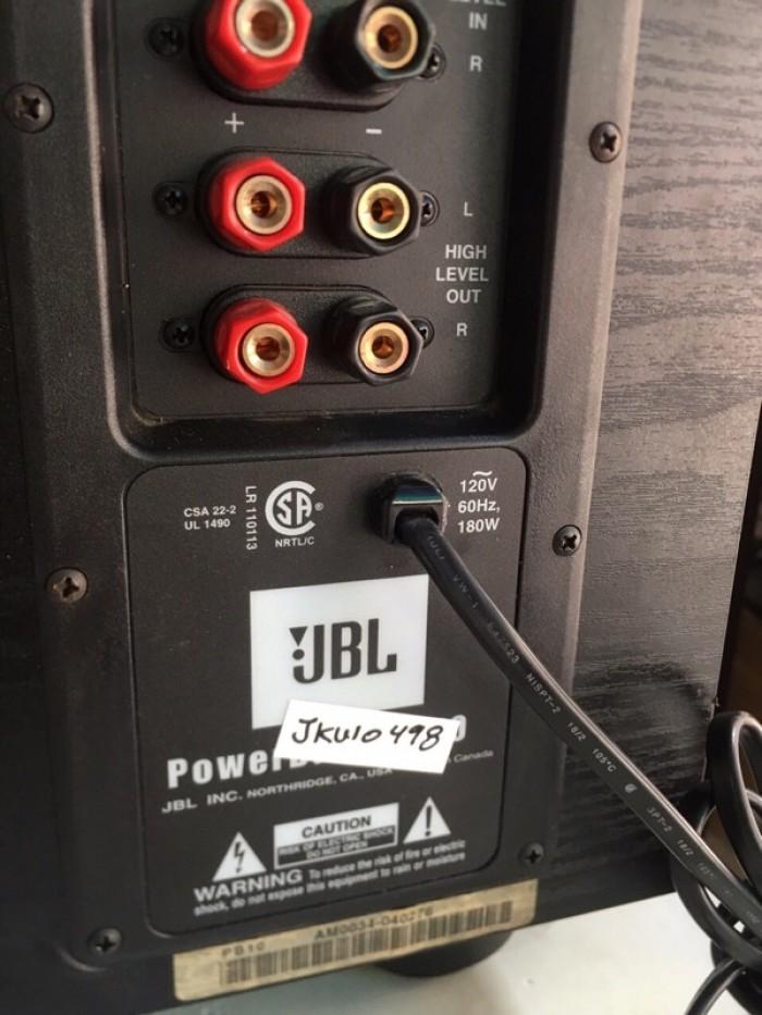 Bán chuyên loa SUB JBL PB10 hàng bải tuyển chọn đẹp Long lanh6