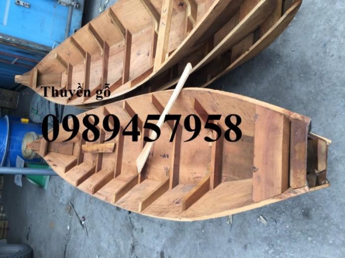 Cung cấp xuồng gỗ, thuyền gỗ giá rẻ tại Sài Gòn3